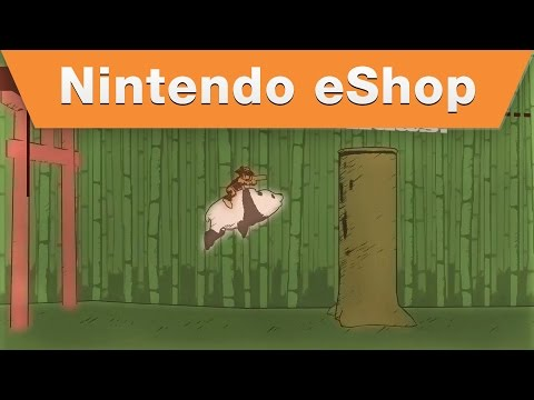 Nintendo eShop - Gunman Clive HD Launch Trailer thumbnail