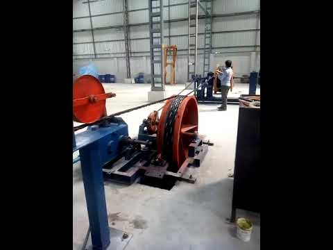 Anti Torsion Laying Machine