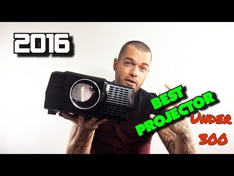 Projector under $300 2016! COZ HD Review