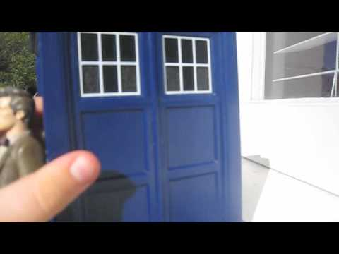 DOCTOR WHO SERIES 1 EPISODE 4 THE RISE OF A WEEPING ANGEL PART 2