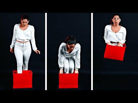 סרטון שילמד אתכם איך לבצע קסמים פשוטים ומדליקים