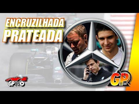 GP às 10: Em dúvida, Mercedes dá sinais de querer Ocon no lugar de Bottas em 2020