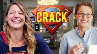 Supergirl Crack (HUMOR) #1