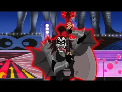 Scooby-Doo! And Kiss: Rock And Roll Mystery - I Was Made For Lovin' You [HD] Mp3