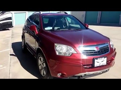 146-2008 Saturn Vue XR-DIY New addition: Motor home towed vehicle