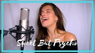 SWEET BUT PSYCHO -  AVA MAX #cover | JULIA VAN BERGEN