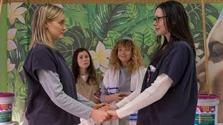 "Piper & Alex | Prison Wedding | S06e13 | ""Vauseman"" 
