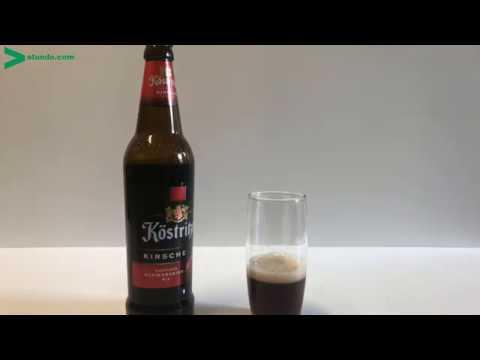 Köstritzer Schwarzbier Mix Kirsche (0,5L Glasflasche)