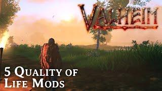5 Quality of Life Mods