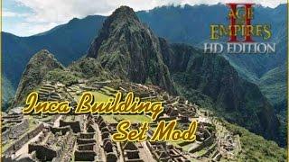 Age Of Empires II HD - Inca Building Set Mod