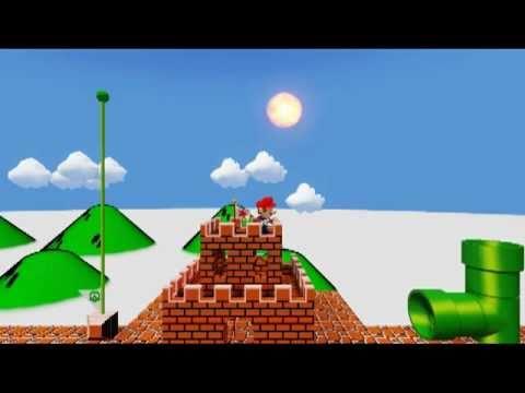 Mario Is On An Unreal Engine Killing Spree