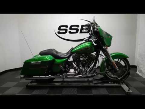 2015 Harley-Davidson Street Glide® in Eden Prairie, Minnesota