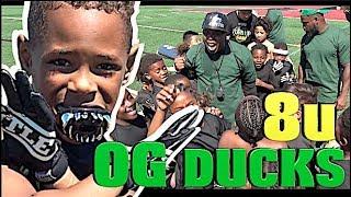 🔥🔥 The 8U  OG Ducks (CA) Having Fun...Doing Work - Spring 2019