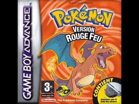 pokemon rouge feu gba cheat code