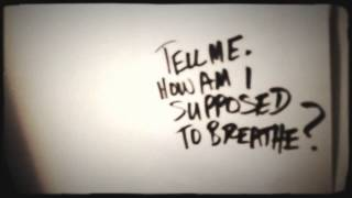 "The All-American Rejects - ""Heartbeat Slowing Down"" LYRIC VIDEO"