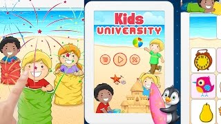 Kids Education, Mental Skills, Colors, Vegetables, Fruits, Animals,  Counting and Number Games