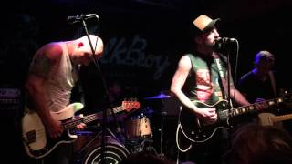 """The Falcon - """"The Skeleton Dance"""" Live @ Milkboy, Philly 4/1/16"""