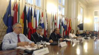 Sakharov Prize event and EP-Ambassadors program - 4/12/2015