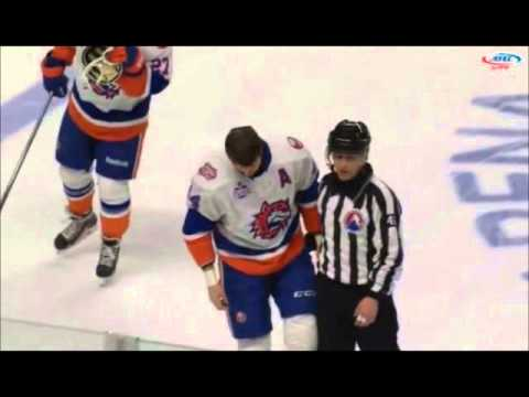 Arron Asham vs Brett Gallant