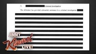Mueller's Highly Redacted Flynn Memo