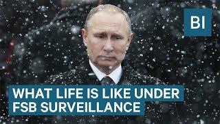 Reporter Luke Harding Explains Life Under FSB Surveillance