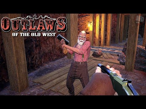 Get Out! | Outlaws of the Old West Gameplay | S1 EP15