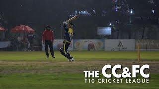 KKR presents the CC & FC T10 Cricket League
