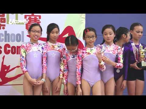 20180506 UPOWER 全港小學校際體操比賽 香港培正小學