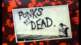 The Exploited - Punks Not Dead 1981 _Full Album..