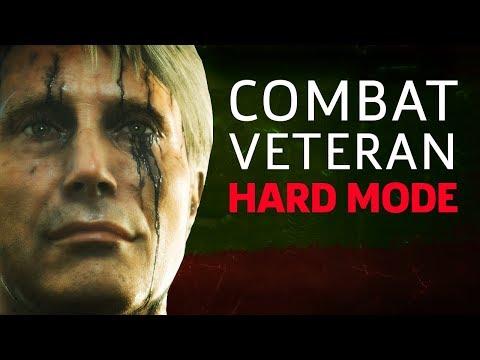Death Stranding - Combat Veteran on Hard Mode S-Rank