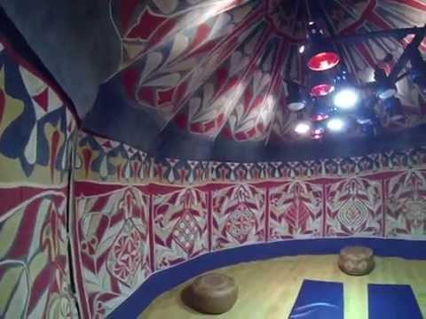 Aladins Sonnenzelt im Hotel Prinz Luitpold Bad, Bad Hindelang