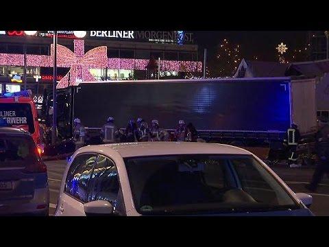 Ελεύθερος ο Τυνήσιος που συνελήφθη για συμμετοχή στην επίθεση στο Βερολίνο