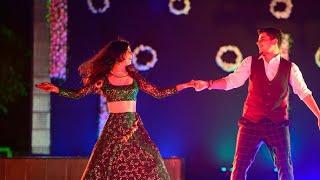 Brother- Sister sangeet dance  Vidhi Bhatia  Raanjhanaa
