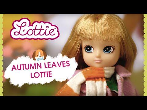 Lottie Кукла Осенние листья