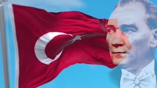 Dalgalanan Türk Bayrağı Ve Atatürk Kênh Video Giải Trí Dành Cho