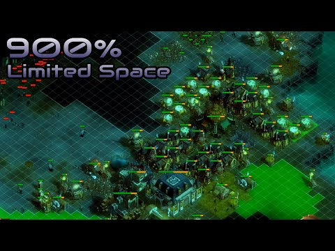 They are Billions - 900% No pause - Limited Space - Caustic Lands