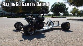 Resurrecting the Homemade Go Kart!