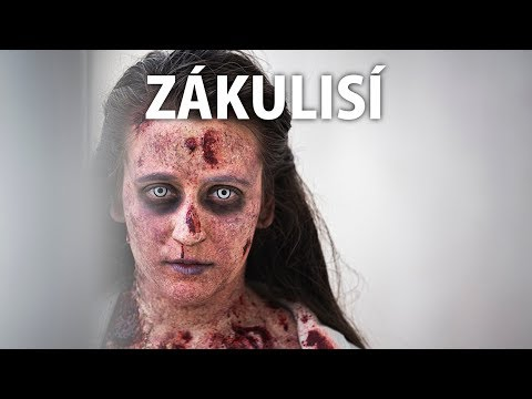 FOTIMEJINAK - ZOMBIE V CENTRU PRAHY! - Diviška