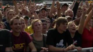 Donots - Goodbye Routine (live at Hurricane Festival 2004)