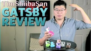 The Ultimate Gatsby Moving Rubber Review!