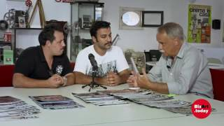 Andrea Rocca talks with Zaid Baqaeen and Ahmad Malki about Villa Bombrini.
