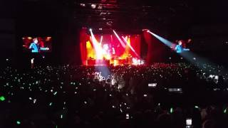 Barry Manilow It's A Miracle - Cardiff Motorpoint Arena One Last Time 2016