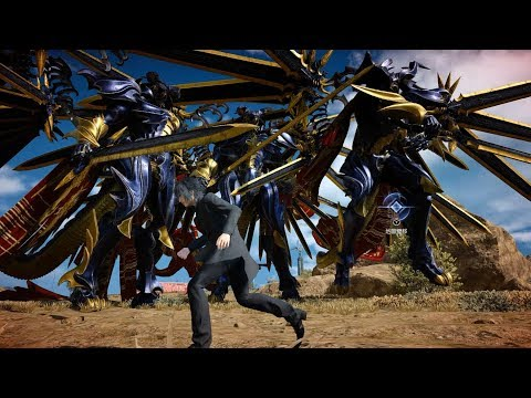Noctis Trailer suit found  Versus 13 in 15 - смотреть онлайн