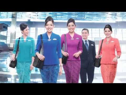 Garuda Indonesia - World's Best Cabin Crew 2016