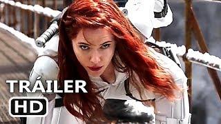VIUDA NEGRA Tráiler Español DOBLADO (2020) Black Widow