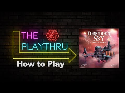 How To Play Forbidden Sky | The PlayThru