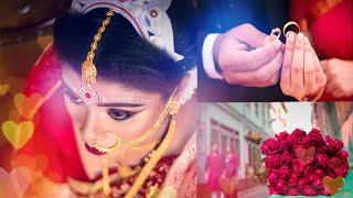 DJI Phantom 4 pro Wedding cinematic footage by drone kolkata kavya Wedding photography