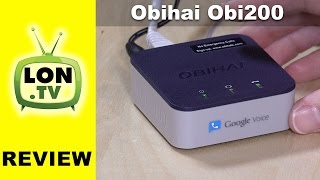 ObiHai Obi200 Review - Block Spam Phone Calls & Cut the Landline Bill with Google Voice!