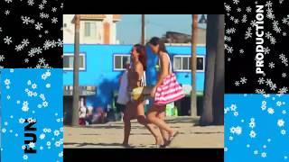 Beach sex prank   18+