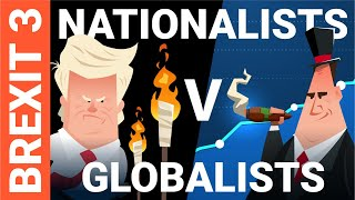Brexit 3: Globalists Vs Nationalists, With Stephen Fry. Facts, Illusions And Hidden Threats.